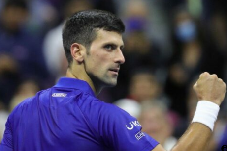 Nole is not in a hurry to talk about making history sweeping Grand Slam titles